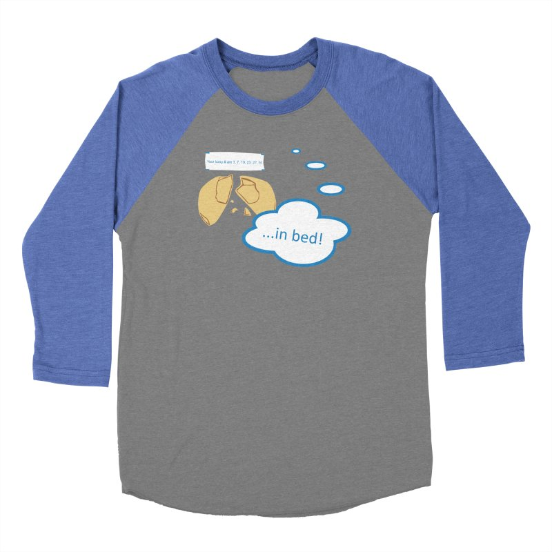 Fortune Cookie Lucky #s Women's Longsleeve T-Shirt by Alpha Ryan's Artist Shop