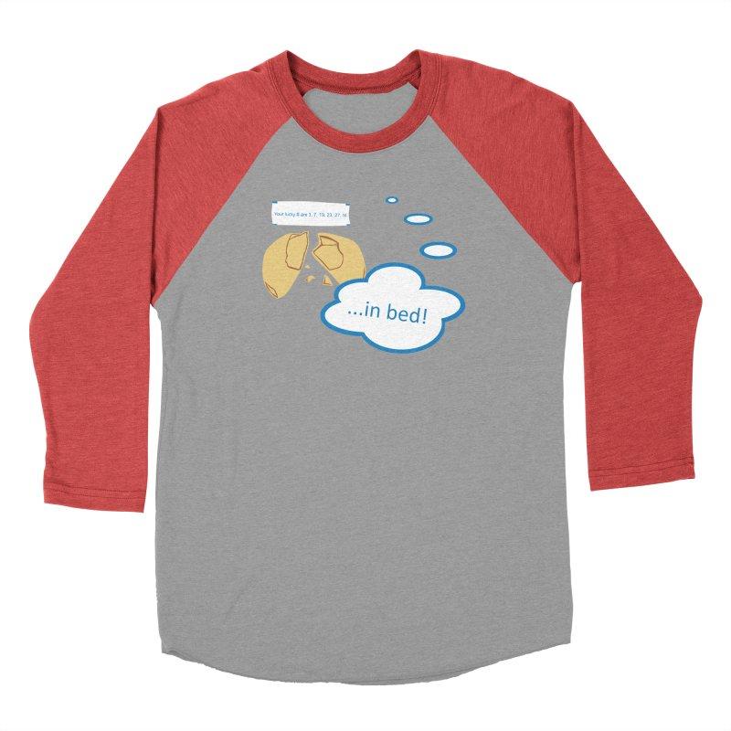 Fortune Cookie Lucky #s Men's Longsleeve T-Shirt by Alpha Ryan's Artist Shop