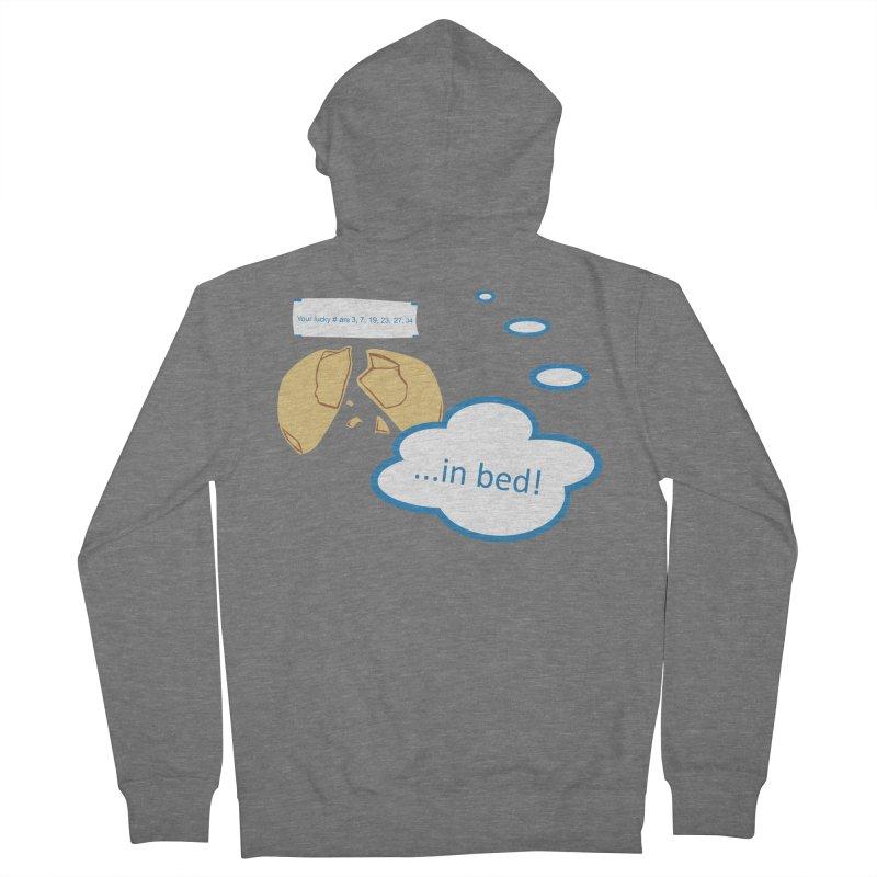 Fortune Cookie Lucky #s Women's Zip-Up Hoody by Alpha Ryan's Artist Shop