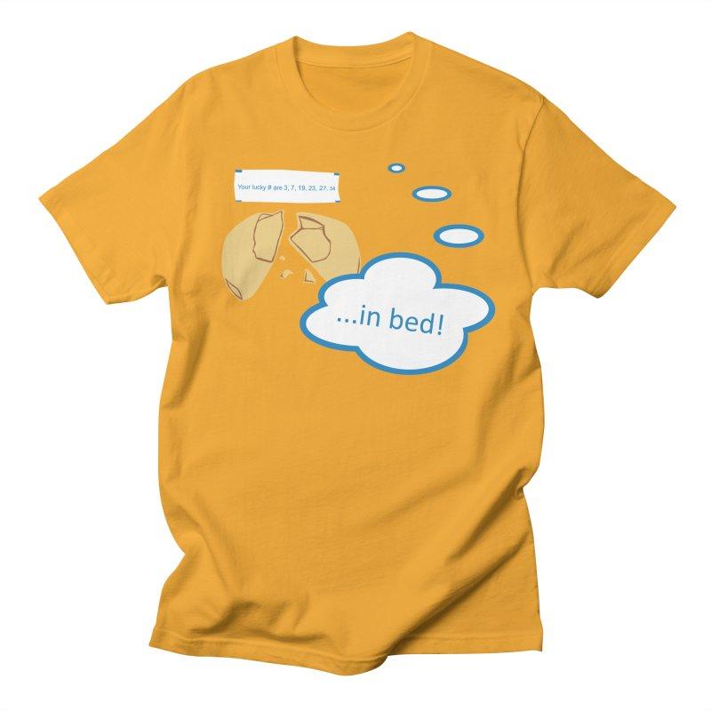 Fortune Cookie Lucky #s Women's Regular Unisex T-Shirt by Alpha Ryan's Artist Shop