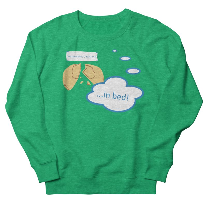 Fortune Cookie Lucky #s Women's Sweatshirt by Alpha Ryan's Artist Shop