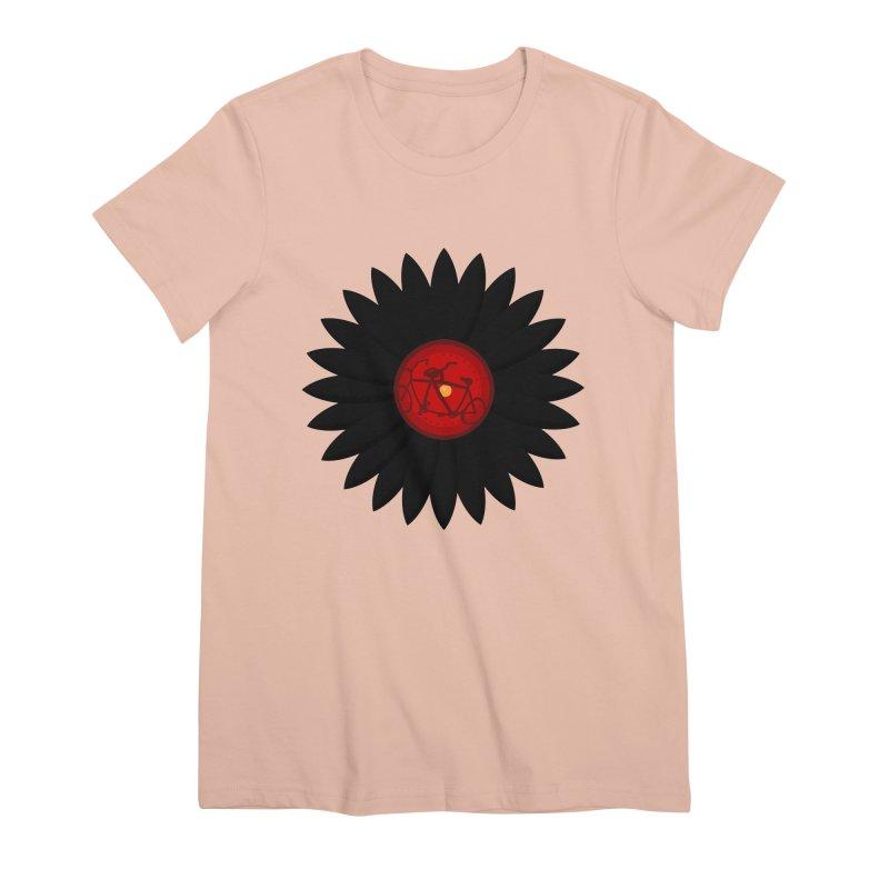 Daisy, Daisy Women's Premium T-Shirt by Alpha Ryan's Artist Shop