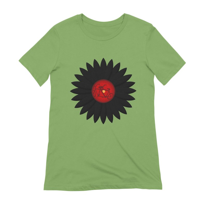 Daisy, Daisy Women's Extra Soft T-Shirt by Alpha Ryan's Artist Shop