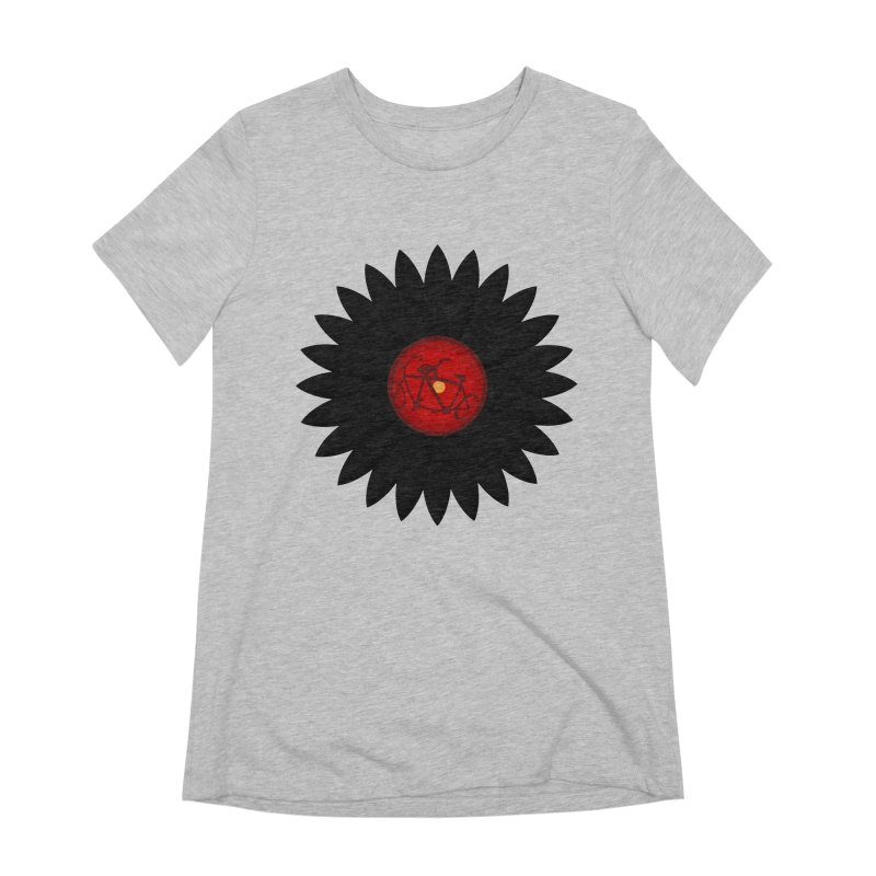 Daisy, Daisy Women's Extra Soft T-Shirt by Alpha Ryan's Artist Shop