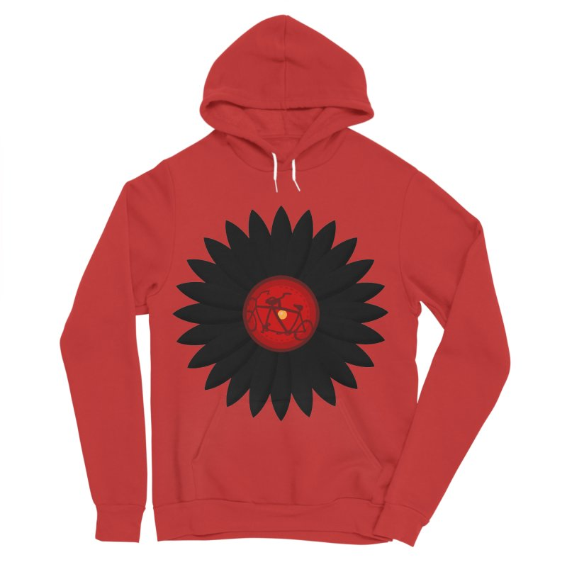 Daisy, Daisy Men's Sponge Fleece Pullover Hoody by Alpha Ryan's Artist Shop