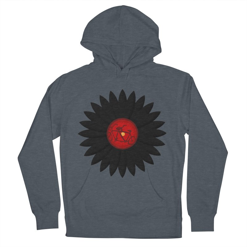 Daisy, Daisy Women's French Terry Pullover Hoody by Alpha Ryan's Artist Shop
