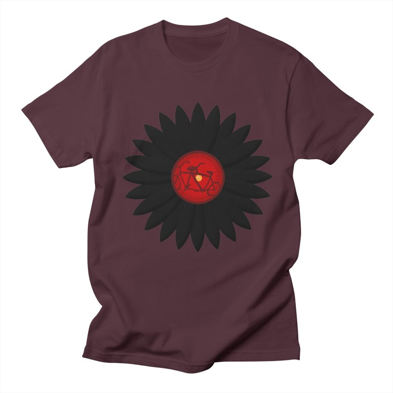 Daisy, Daisy Men's T-shirt by Alpha Ryan's Artist Shop