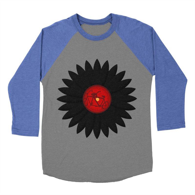Daisy, Daisy Women's Baseball Triblend Longsleeve T-Shirt by Alpha Ryan's Artist Shop