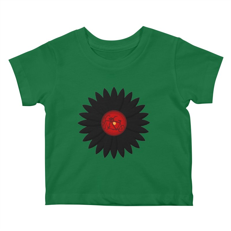 Daisy, Daisy Kids Baby T-Shirt by Alpha Ryan's Artist Shop