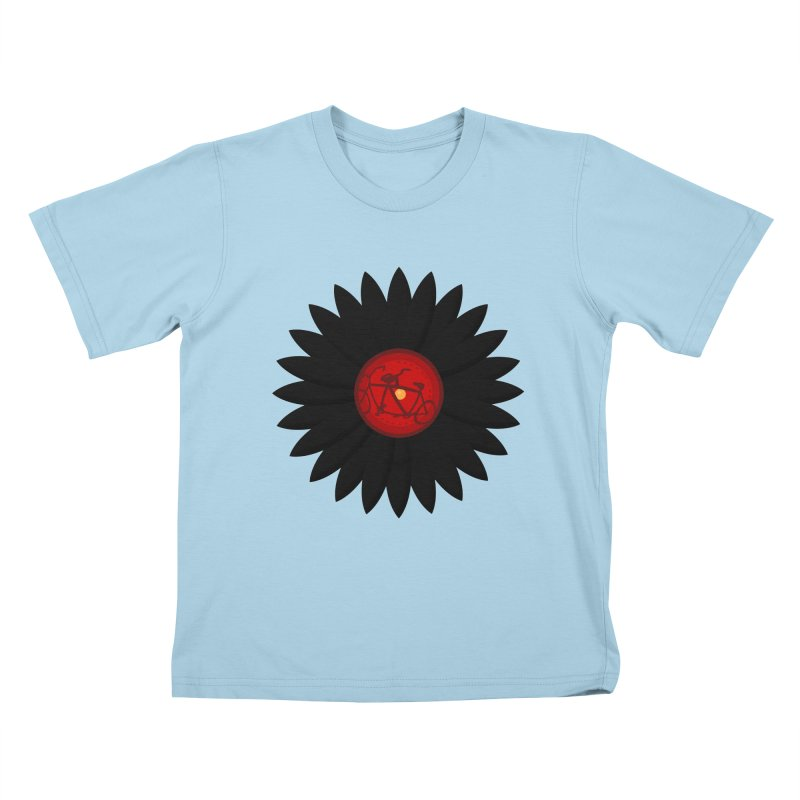 Daisy, Daisy Kids T-Shirt by Alpha Ryan's Artist Shop