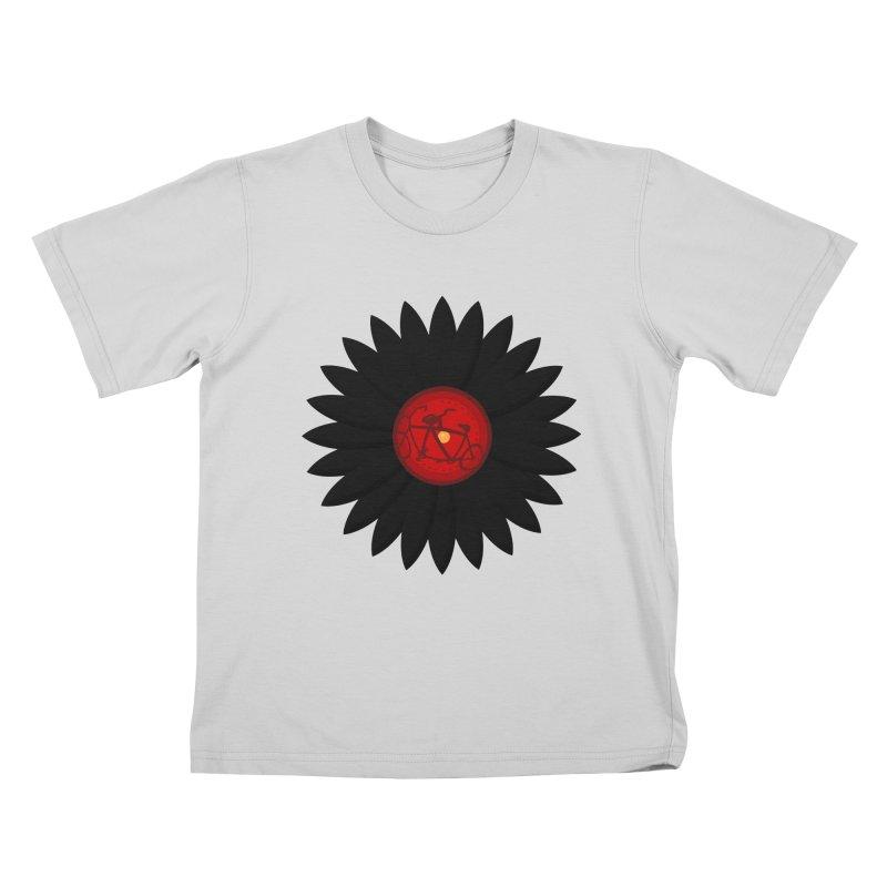Daisy, Daisy Kids T-Shirt by Alpha Ryan's Artist Shop