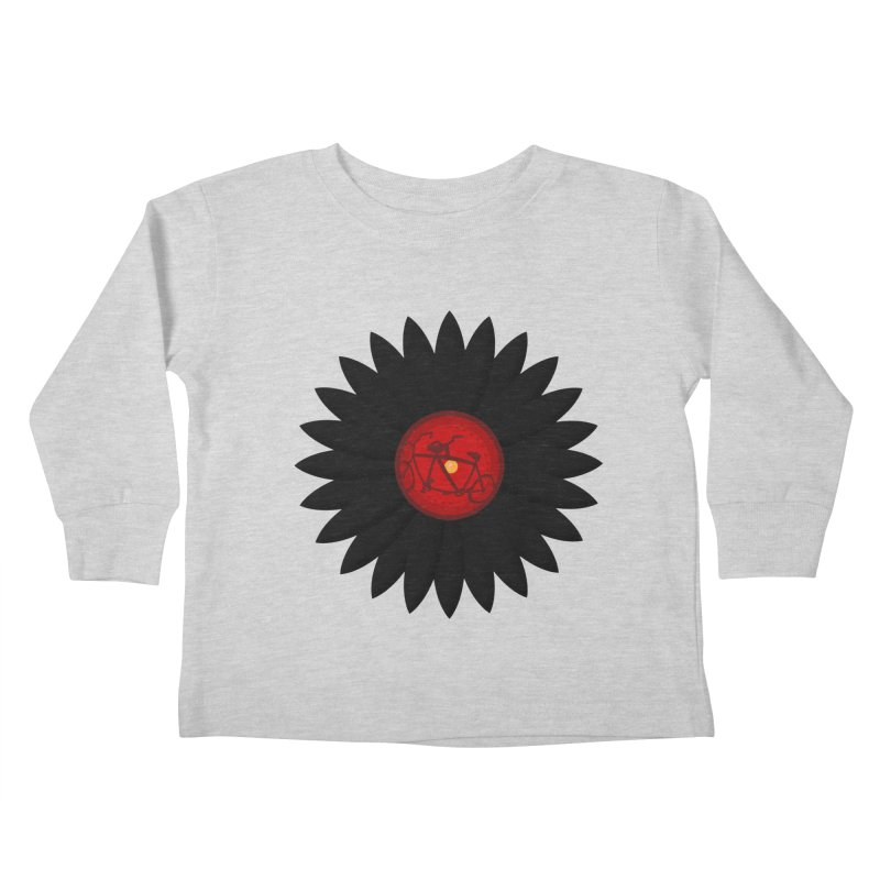 Daisy, Daisy Kids Toddler Longsleeve T-Shirt by Alpha Ryan's Artist Shop