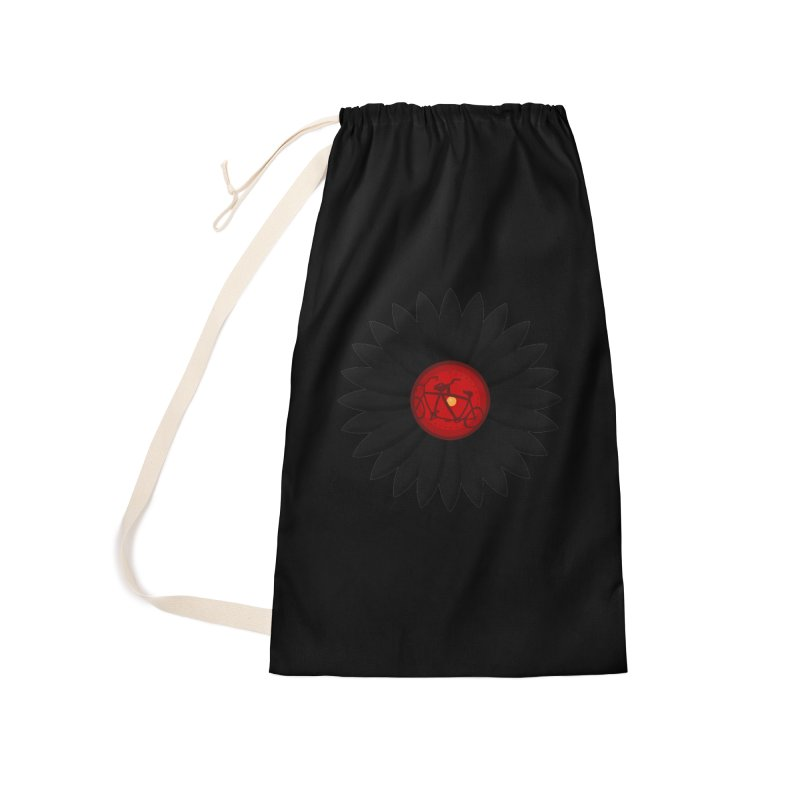 Daisy, Daisy Accessories Laundry Bag Bag by Alpha Ryan's Artist Shop