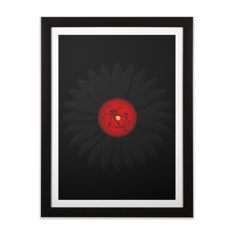 Daisy, Daisy Home Framed Fine Art Print by Alpha Ryan's Artist Shop