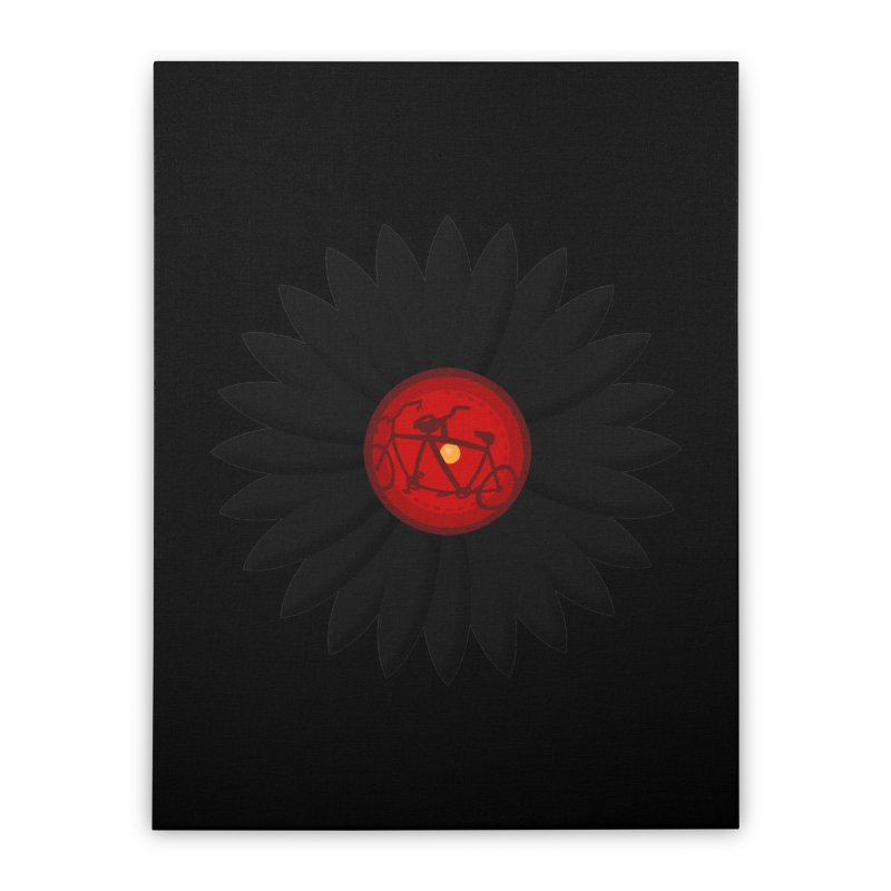 Daisy, Daisy Home Stretched Canvas by Alpha Ryan's Artist Shop