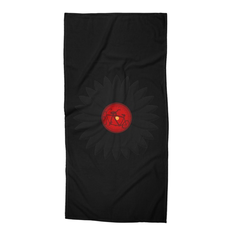 Daisy, Daisy Accessories Beach Towel by Alpha Ryan's Artist Shop