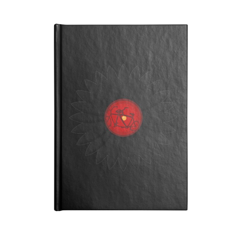 Daisy, Daisy Accessories Blank Journal Notebook by Alpha Ryan's Artist Shop
