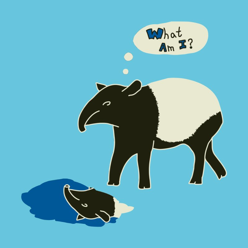 Tapir Mysteries Kids T-Shirt by Alpha Ryan's Artist Shop