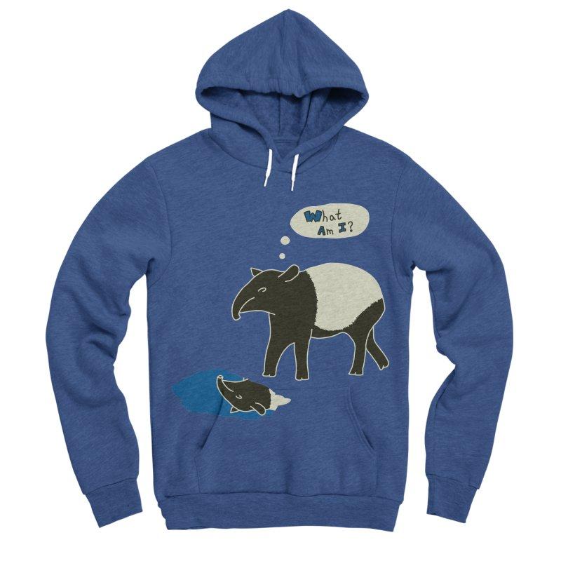 Tapir Mysteries Women's Sponge Fleece Pullover Hoody by Alpha Ryan's Artist Shop
