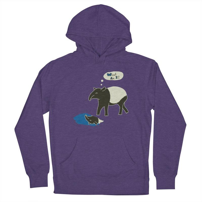 Tapir Mysteries Women's Pullover Hoody by Alpha Ryan's Artist Shop