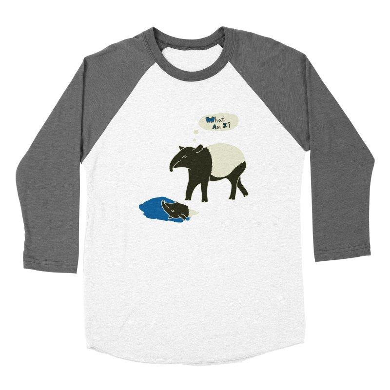 Tapir Mysteries Women's Longsleeve T-Shirt by Alpha Ryan's Artist Shop