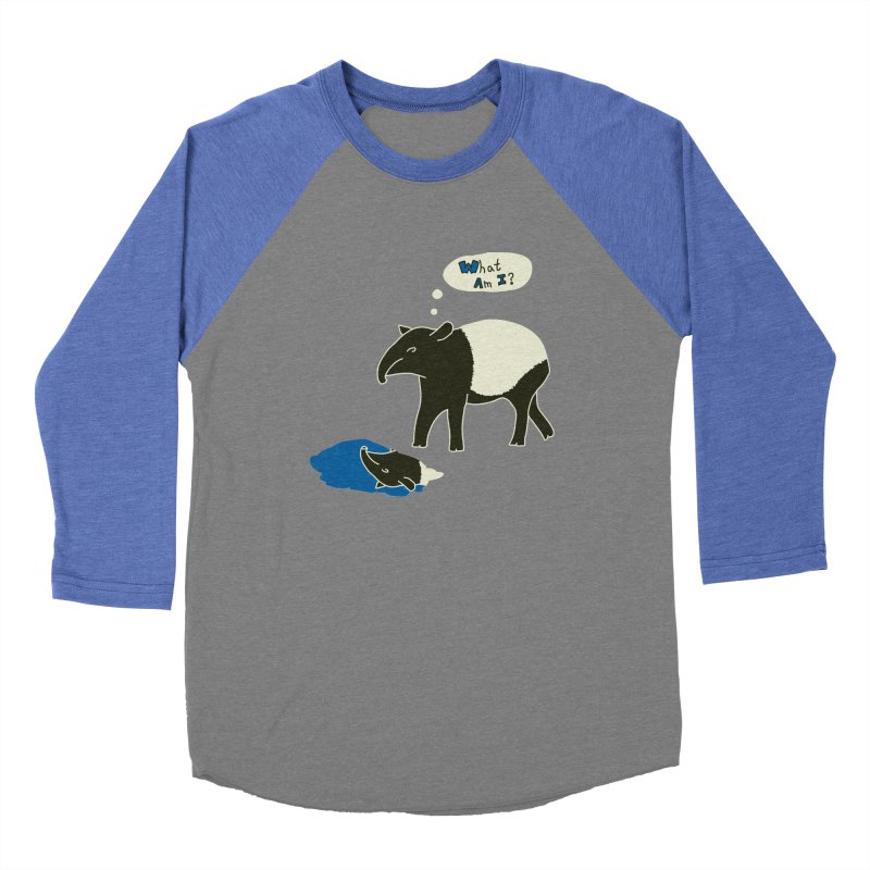Tapir Mysteries Women's Longsleeve T-Shirt by Alpha Ryan's Artist Shop
