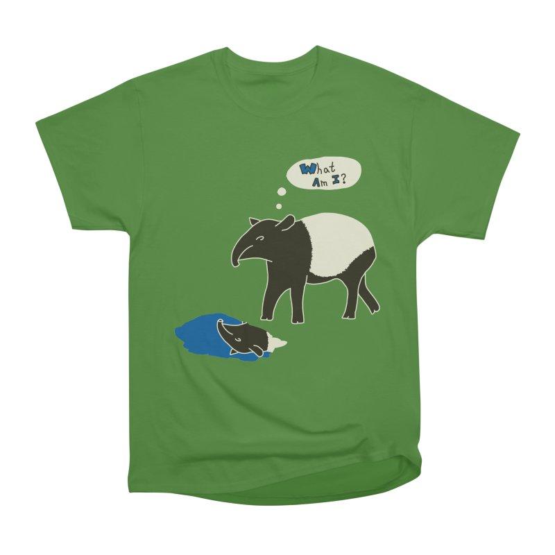 Tapir Mysteries Men's Classic T-Shirt by Alpha Ryan's Artist Shop