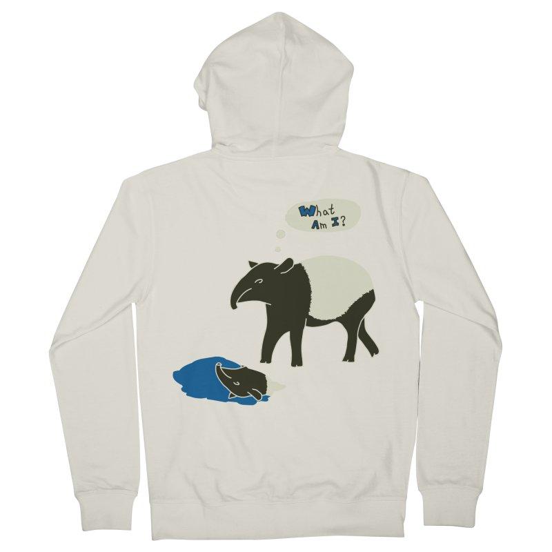 Tapir Mysteries Women's Zip-Up Hoody by Alpha Ryan's Artist Shop