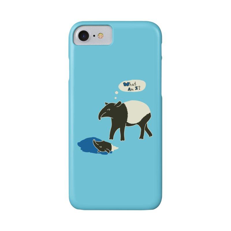 Tapir Mysteries Accessories Phone Case by Alpha Ryan's Artist Shop