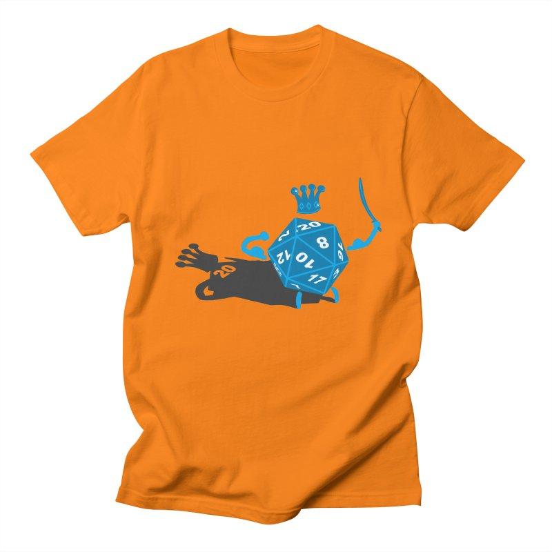 King d20 / Natural Leader Women's Regular Unisex T-Shirt by Alpha Ryan's Artist Shop