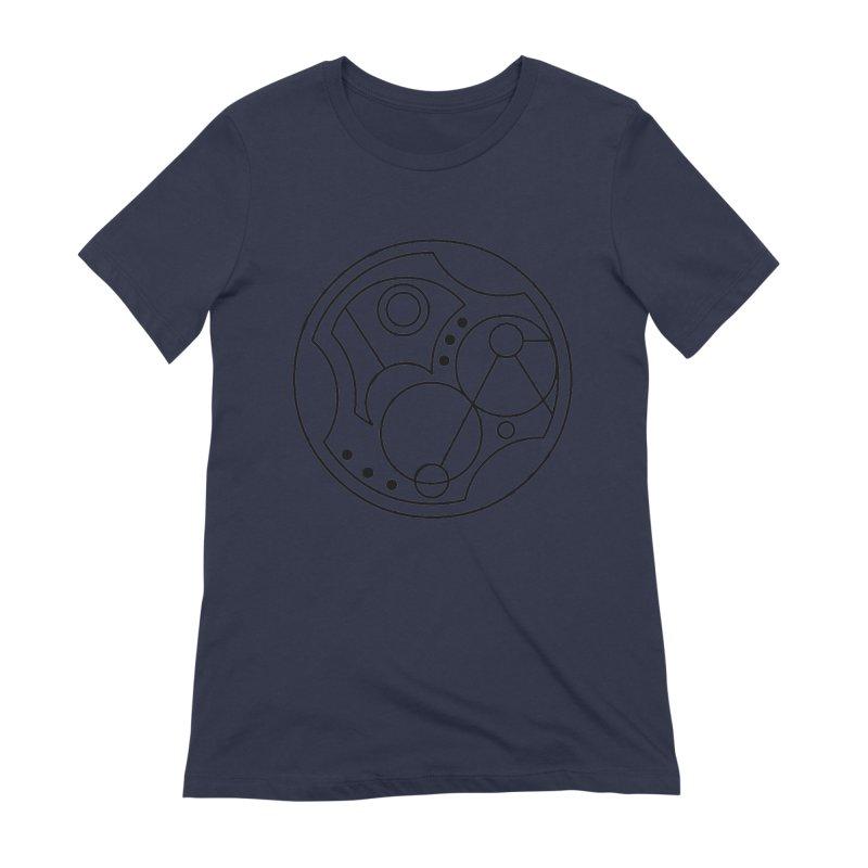 Bilingual Women's Extra Soft T-Shirt by Alpha Ryan's Artist Shop