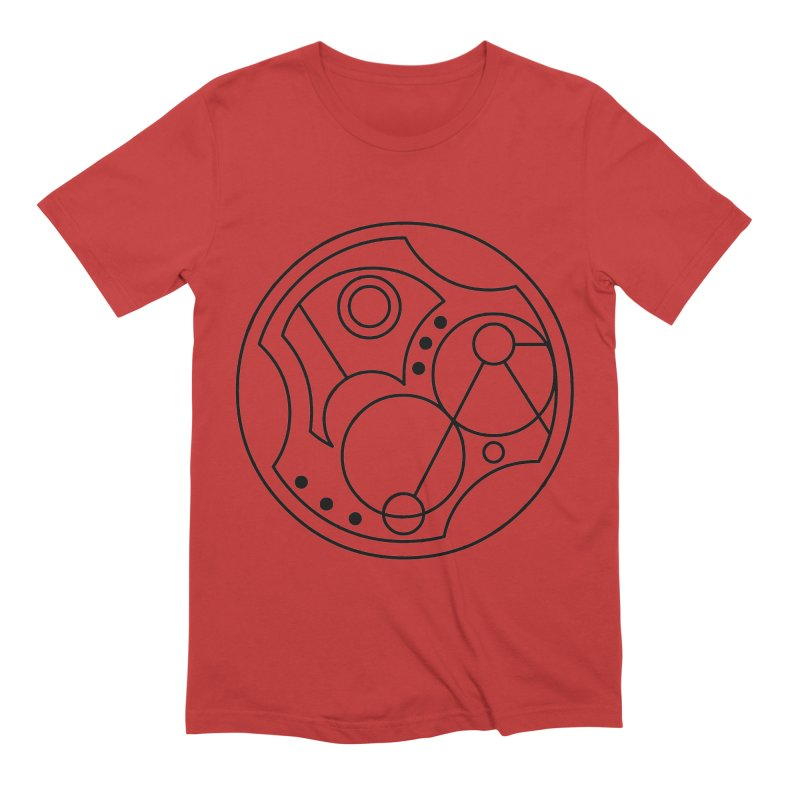 Bilingual Men's Extra Soft T-Shirt by Alpha Ryan's Artist Shop