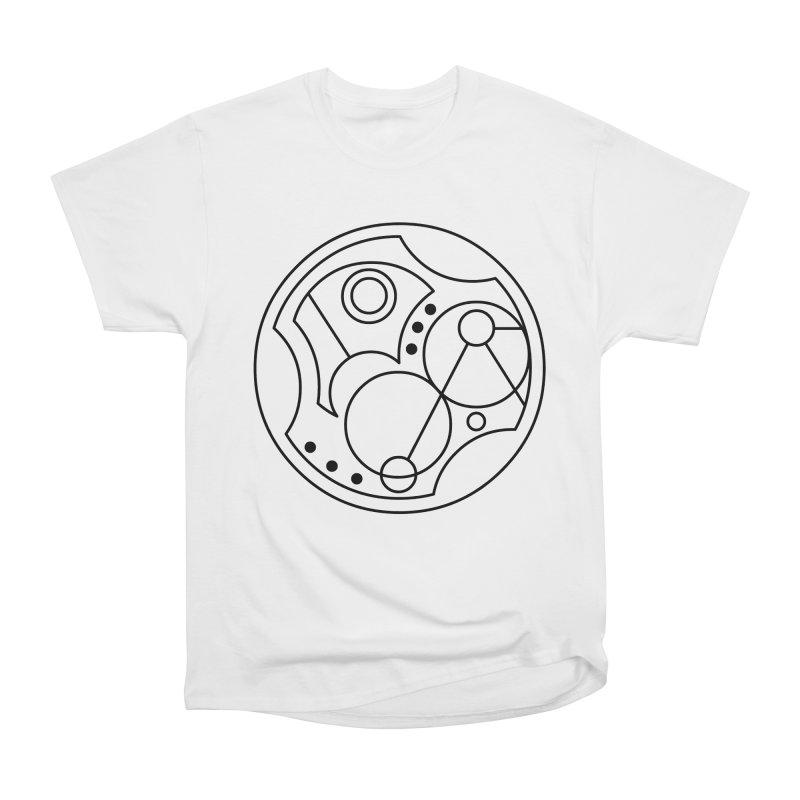 Bilingual Men's Heavyweight T-Shirt by Alpha Ryan's Artist Shop