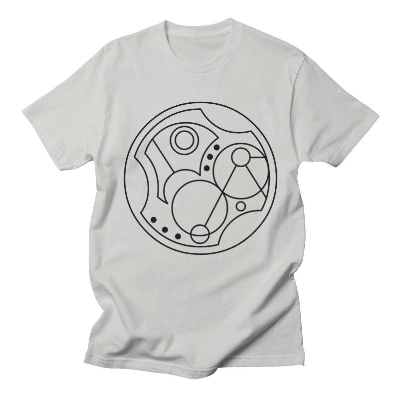 Bilingual Men's Regular T-Shirt by Alpha Ryan's Artist Shop