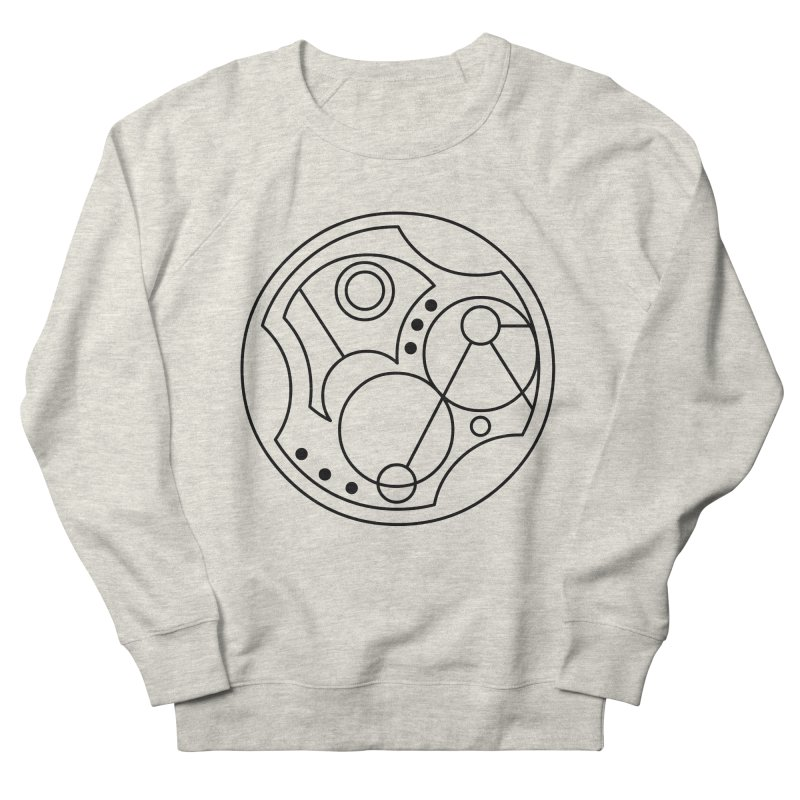 Bilingual Men's Sweatshirt by Alpha Ryan's Artist Shop