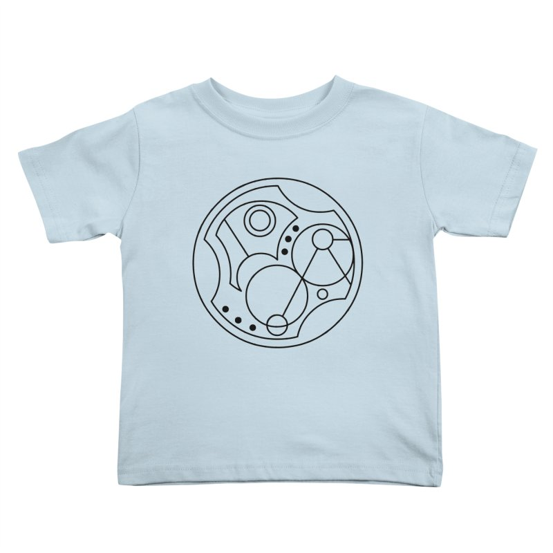 Bilingual Kids Toddler T-Shirt by Alpha Ryan's Artist Shop