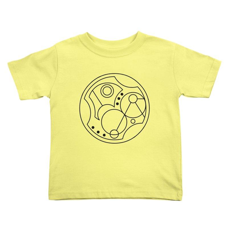 Bilingual Kids Toddler T-Shirt by Alpha Ryan's Artist Shop
