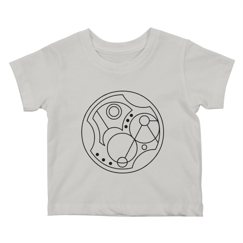 Bilingual Kids Baby T-Shirt by Alpha Ryan's Artist Shop