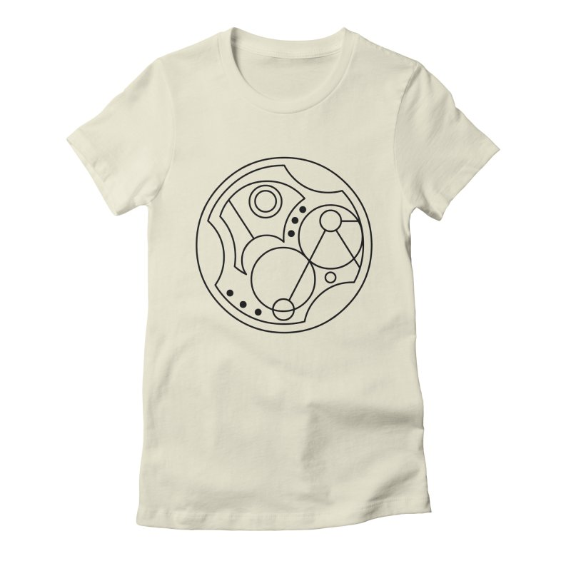 Bilingual Women's Fitted T-Shirt by Alpha Ryan's Artist Shop