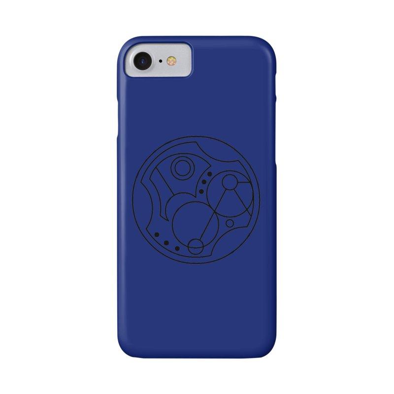 Bilingual Accessories Phone Case by Alpha Ryan's Artist Shop