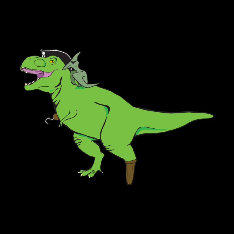Tyrannosaurus Arrrrrex by alrkeaton's Artist Shop