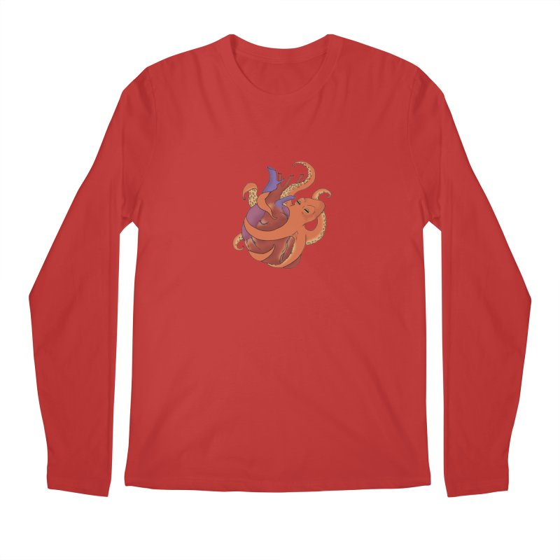 Main Squeeze Men's Longsleeve T-Shirt by alrkeaton's Artist Shop
