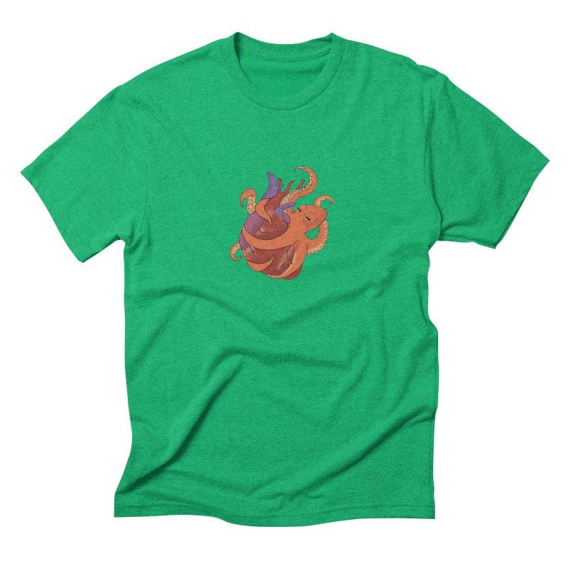 Main Squeeze Men's Triblend T-Shirt by alrkeaton's Artist Shop