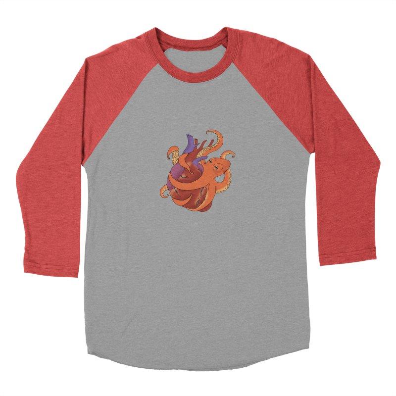 Main Squeeze Women's Baseball Triblend T-Shirt by alrkeaton's Artist Shop