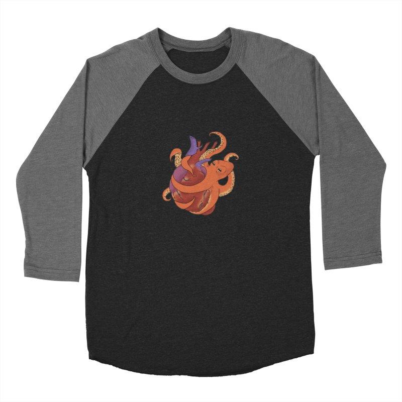 Main Squeeze Women's Baseball Triblend Longsleeve T-Shirt by alrkeaton's Artist Shop