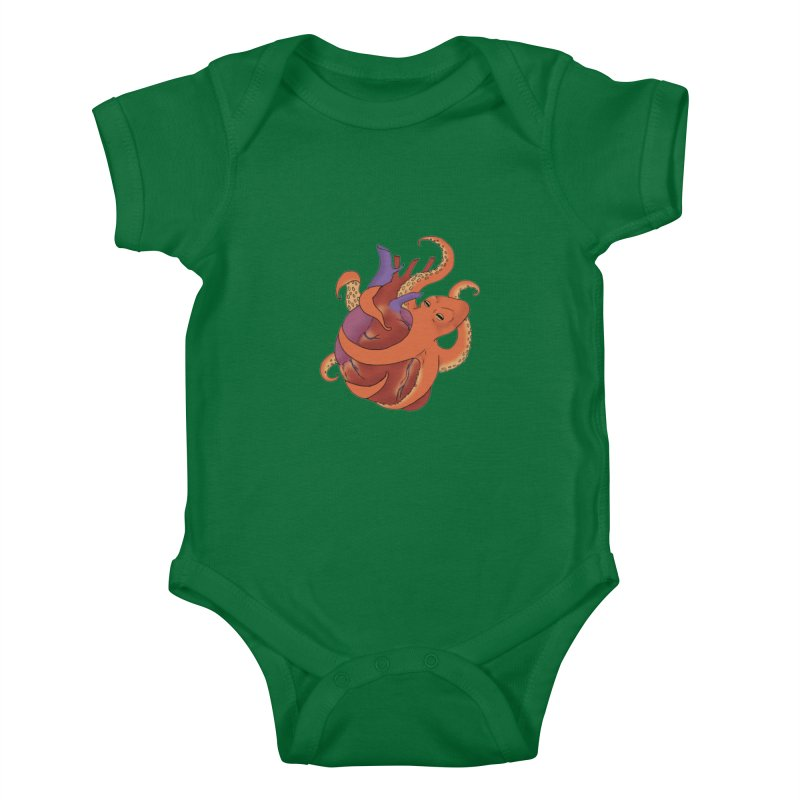 Main Squeeze Kids Baby Bodysuit by alrkeaton's Artist Shop