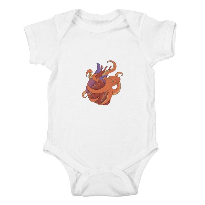 Main Squeeze Kids Baby Bodysuit by alrkeaton's Artist Shop