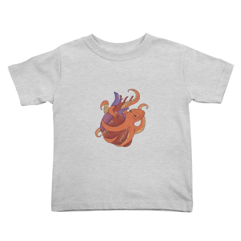 Main Squeeze Kids Toddler T-Shirt by alrkeaton's Artist Shop