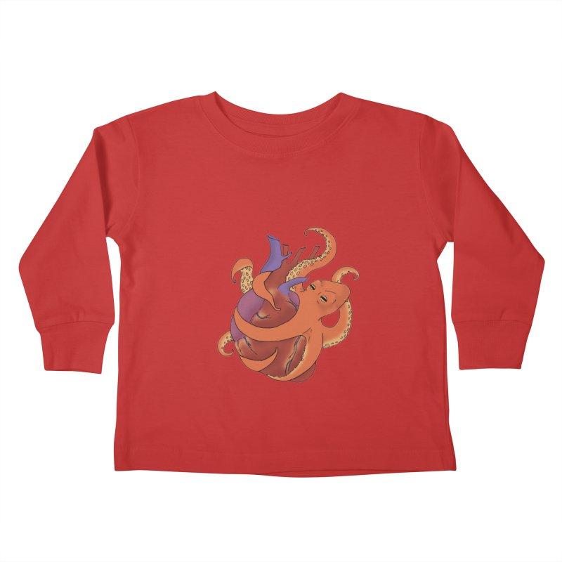 Main Squeeze Kids Toddler Longsleeve T-Shirt by alrkeaton's Artist Shop