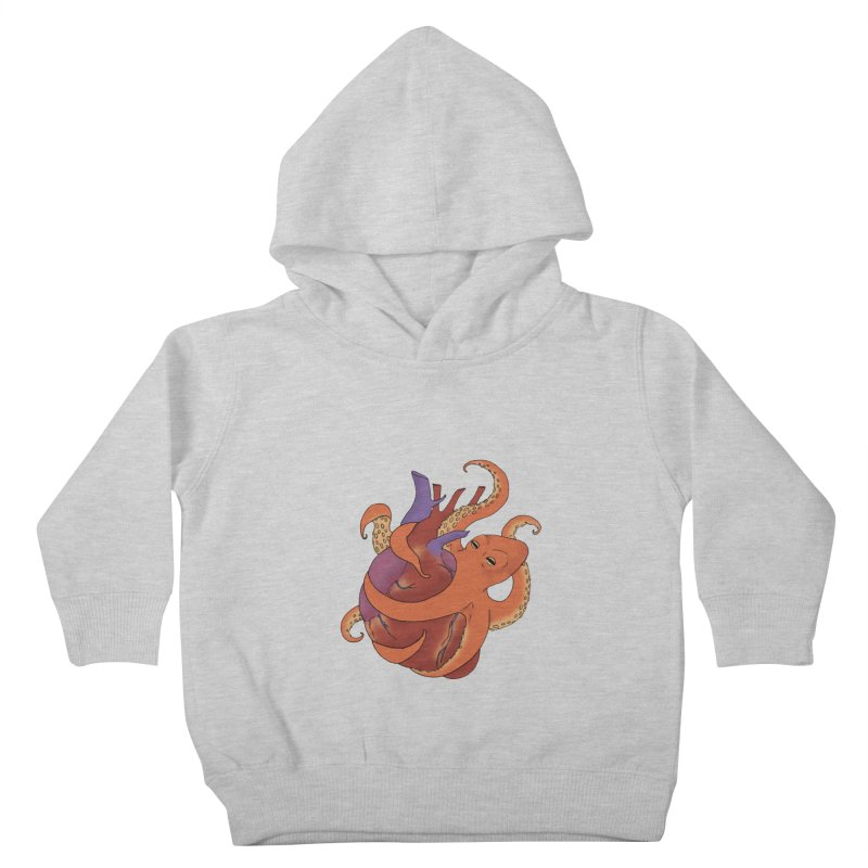 Main Squeeze Kids Toddler Pullover Hoody by alrkeaton's Artist Shop